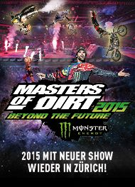 Masters of Dirt 2015 - Beyond the Future