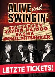 Alive and Swingin' - Tribute to the Rat Pack