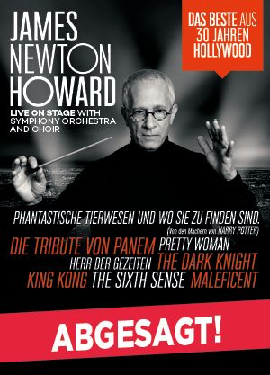James Newton Howard - Live on Stage