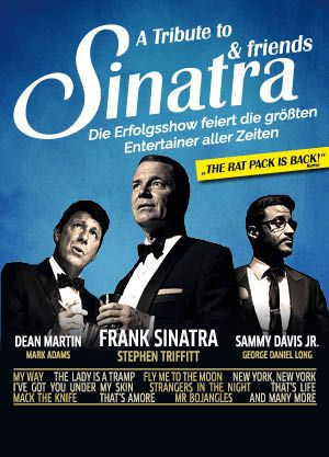 A Tribute to SINATRA AND FRIENDS 2019