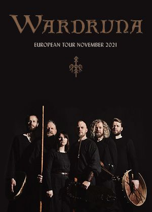 Wardruna - European Tour November 2021