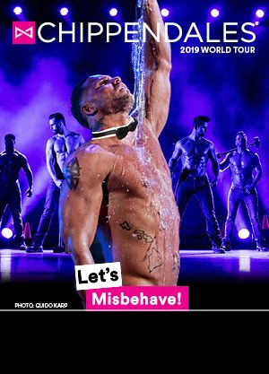 Chippendales 2019 - Let's misbehave!