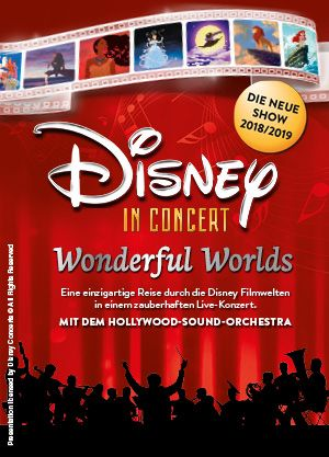 Disney in Concert 2018 - Mit dem Hollywood Sound Orchestra