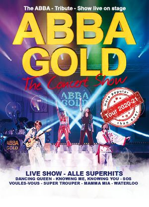 ABBA GOLD – the concert show 2022