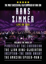 Hans Zimmer - Live on Tour 2016