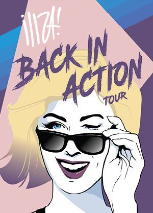 Iliza Shlesinger - Back In Action Tour