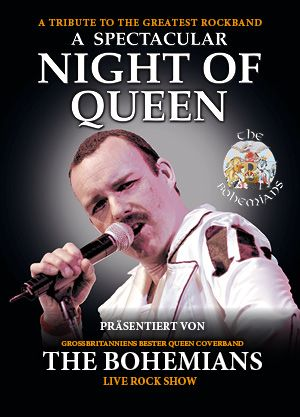 A Spectacular Night Of Queen