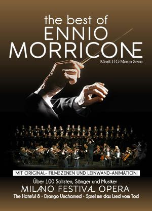 The best of Ennio Morricone 2022