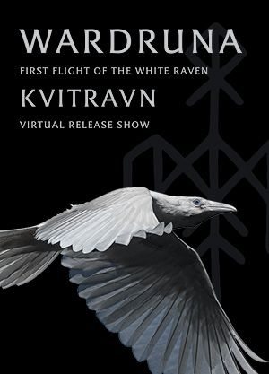 Wardruna - First Flight of the White Raven