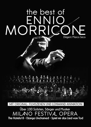 The best of Ennio Morricone Zürich 2019